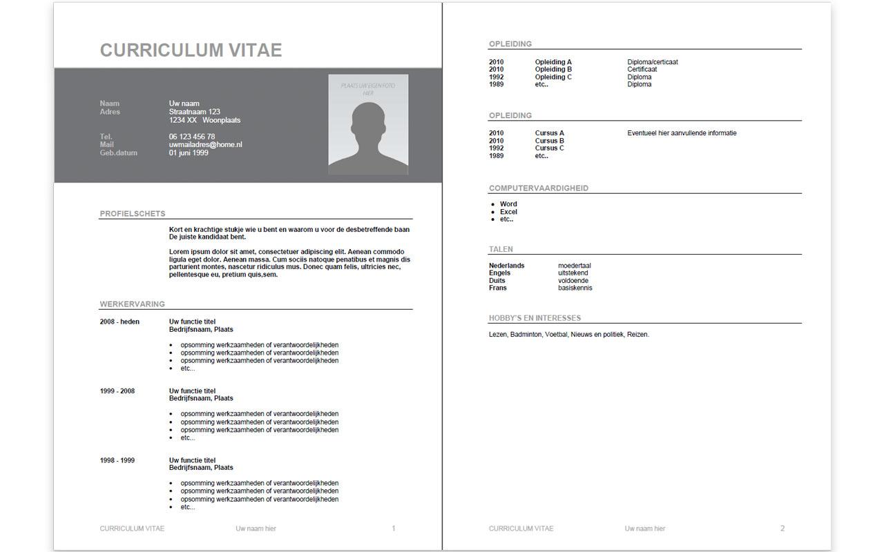 cv-template-001