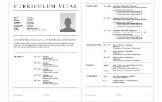 cv-templates